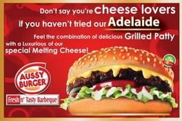 Aussy Burger Cirebon