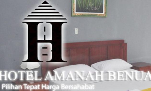 Hotel Amanah benua Cirebon
