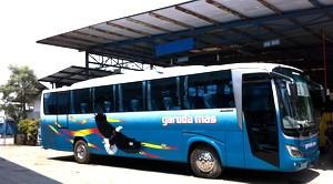Bus Garuda Mas Cirebon