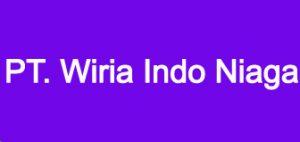 PT. Wiria Indo Niaga Cirebon