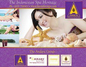 The Andaru anti aging Clinic and spa Cirebon