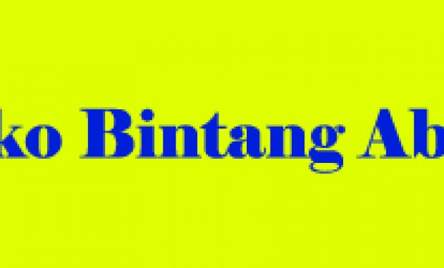 Toko Bintang Abadi Cirebon