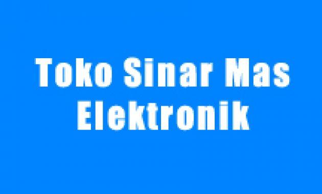Toko Sinar Mas Elektronik