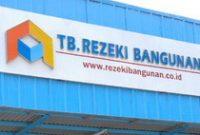TB Rezeki Bangunan Cirebon
