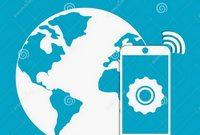 planet-smartphone