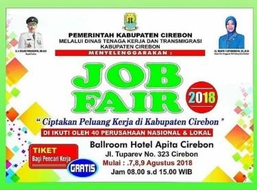 JOba fair Cirebon