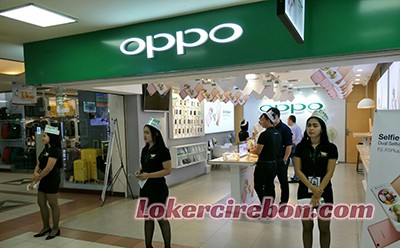 Oppo Store One N One Grage Mall