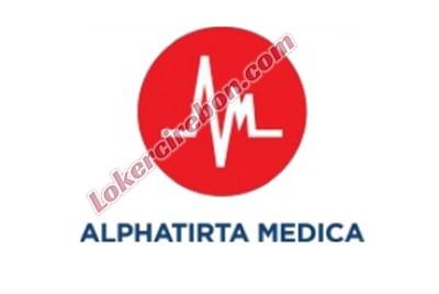 PT. Alphatirta Medica