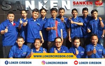 Teknisi Sanken Cirebon