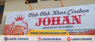 Oleh-Oleh Khas Cirebon Johan