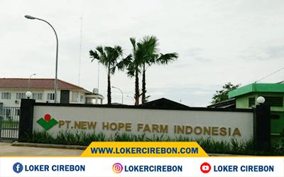 PT New Hope farm Indonesia Cirebon