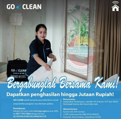 GO-CLEAN powered by GO-JEK