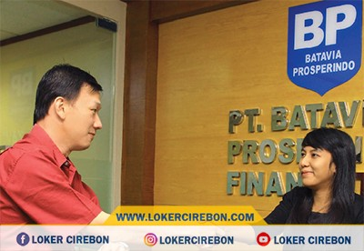 Lowongan kerja PT Batavia Prosperindo Finance