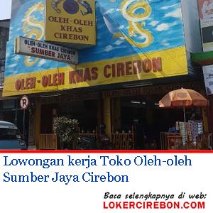 Toko Oleh-oleh Sumber Jaya Cirebon