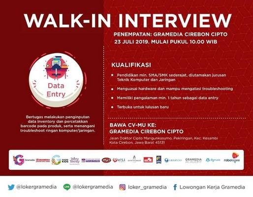 Gramedia Cipto Cirebon