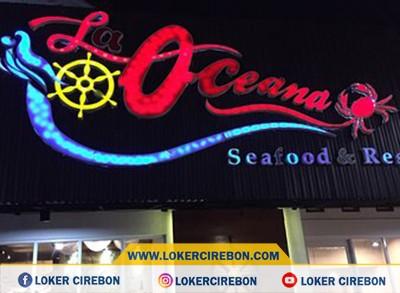 La Oceana Seafood Restaurant Cirebon