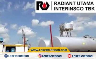 PT Radiant Utama Interinsco