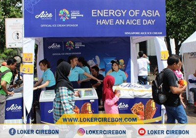 PT Tanjung Harapan Nusantara Distributor AICE Cirebon