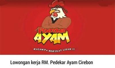 Rumah makan Pendekar Ayam Cirebon