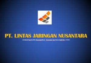 PT Lintas Jaringan Nusantara
