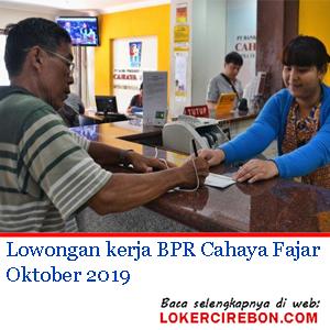 BPR Cahaya Fajar Cirebon