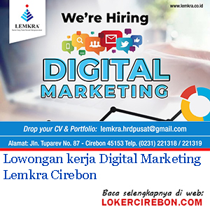 Digital Marketing Lemkra Cirebon