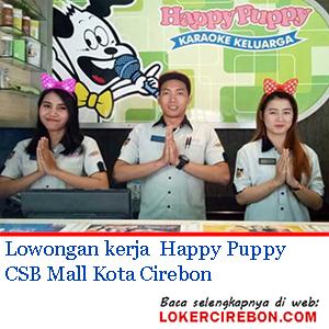 Happy Puppy CSB Mall Kota Cirebon