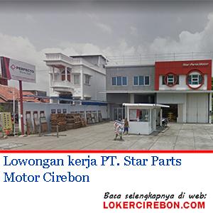PT Star Parts Motor Cirebon