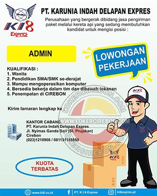 PT Karunia Indah Delapan Expres Cirebon