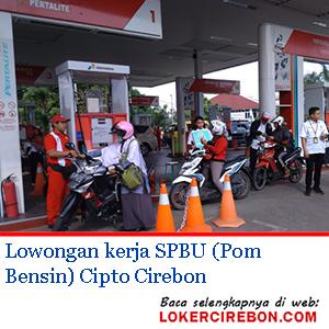 SPBU (Pom Bensin) Cipto Cirebon