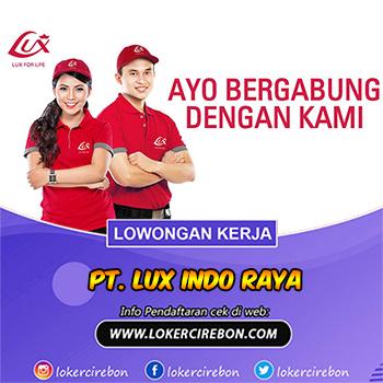 PT LUX INDO RAYA