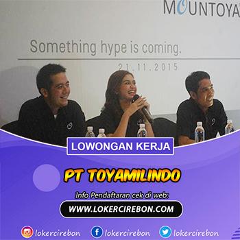 PT Toyamilindo Sumber Cirebon