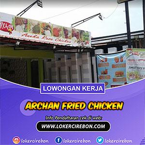 Archan Fried Chicken