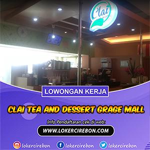Clai Tea and Dessert Grage Mall