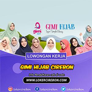 Lowongan Kerja Customer Service Toko Online Packing Gimi Hijab