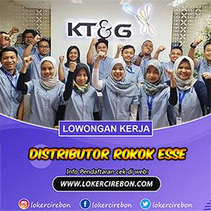 KT&G Indonesia Distributor Rokok Esse