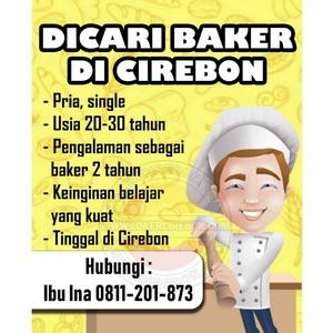 Lowongan kerja Baker di Cirebon