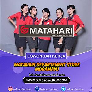 Matahari Departement Store Indramayu