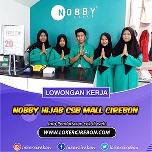 Nobby Hijab CSB Mall Cirebon