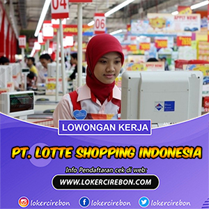PT Lotte Shopping Indonesia