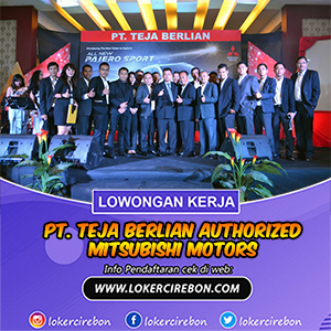 PT Teja Berlian Authorized Mitsubishi Motors