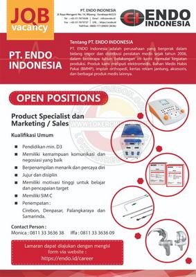 PT. Endo Indonesia Cirebon