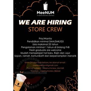 PT. Pesona Minuman Indonesia (MeeNum)