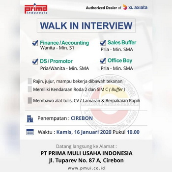 PT. Prima Multi Usaha Indonesia