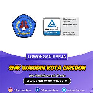 SMK Wahidin Kota Cirebon