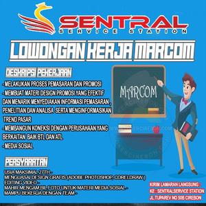 Sentral Service Station