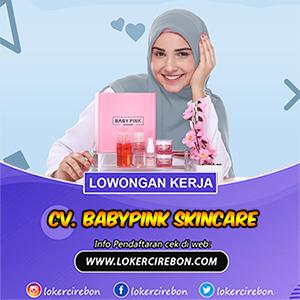 CV Babypink Skincare Cirebon