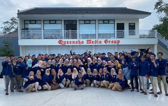 CV. Queensha Media Group