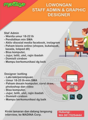 Medina corp Cirebon