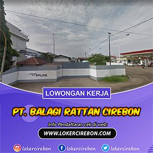 PT. Balagi Rattan Cirebon